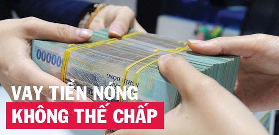vay tien nong khong the chap