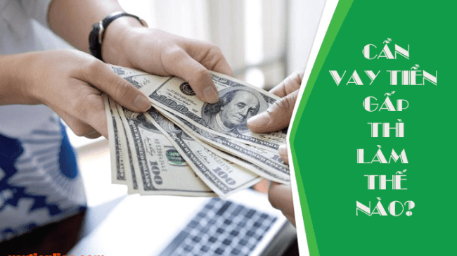 Cần Vay Gấp 5 Triệu | Cho Vay Tiền Mặt Nhanh - YouTube