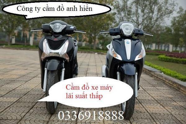 cầm xe máy không chính chủ