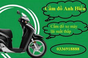 Cầm xe máy không chính chủ tại Hà Nội