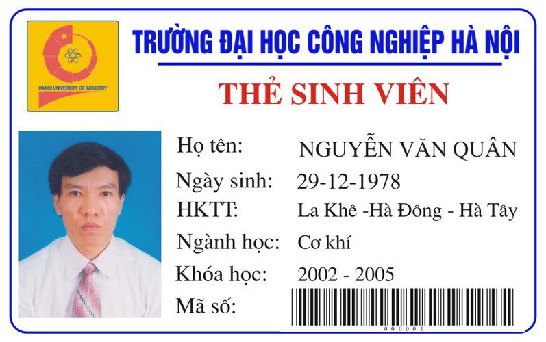 the sinh vien truong dai hoc cong nghiep ha noi