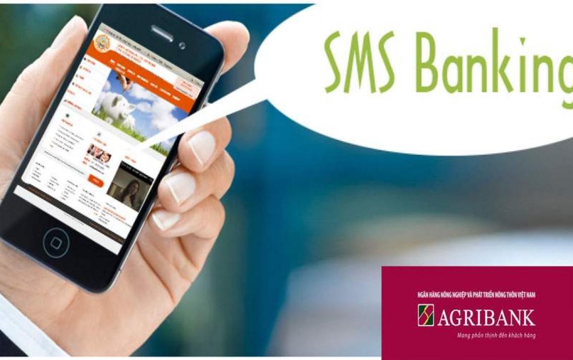 Kiểm tra số tài khoản agribank qua SMS banking