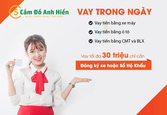 Vay tiền tại Hà Nội nhanh nhất ở đâu ? Lãi không thế chấp ...