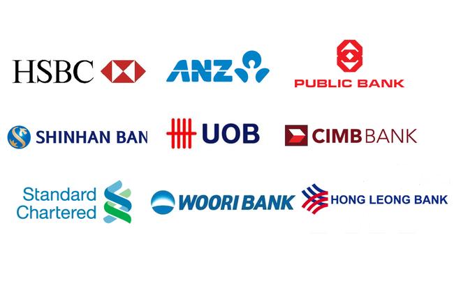 các ngân hàng nước ngoài tại việt nam